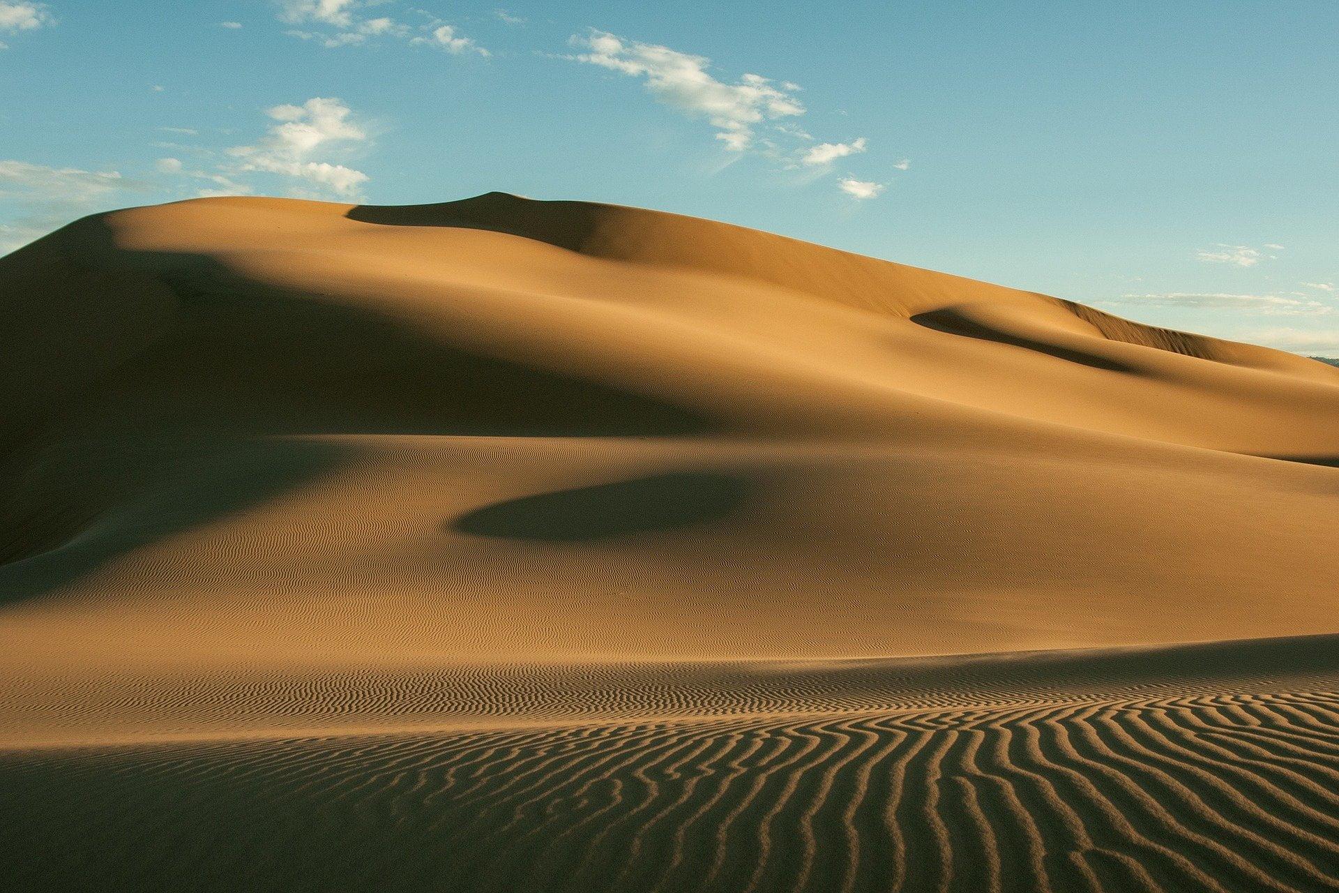desert musique de relaxation