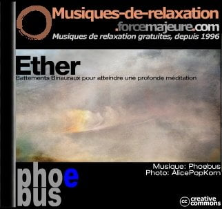 Ether, battements binauraux