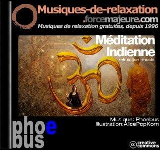 musique relaxation indienne gratuite