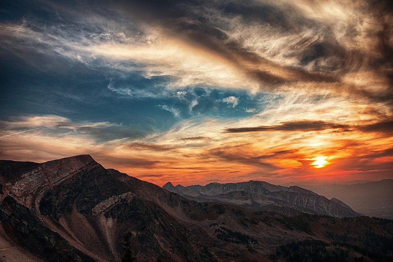 montagnes celestes