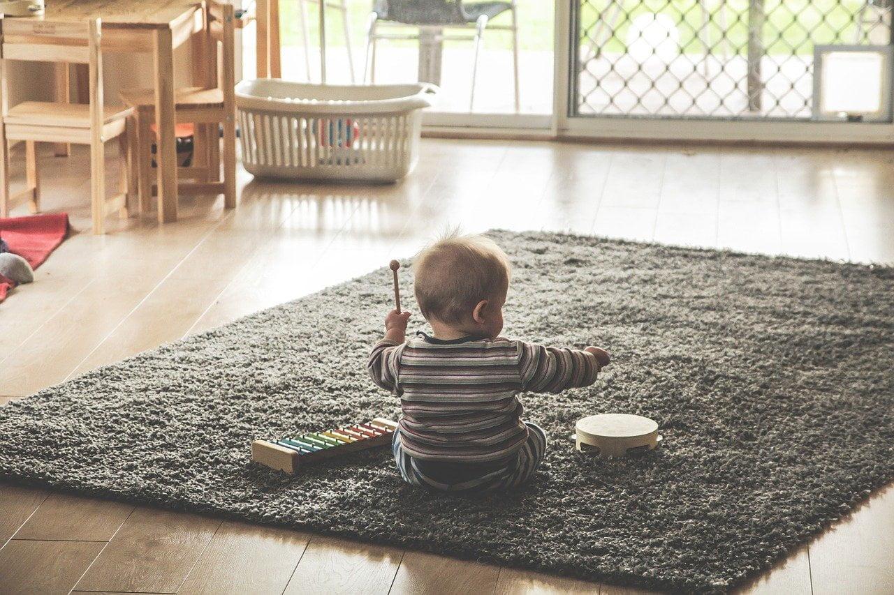musique enfant musicothérapie