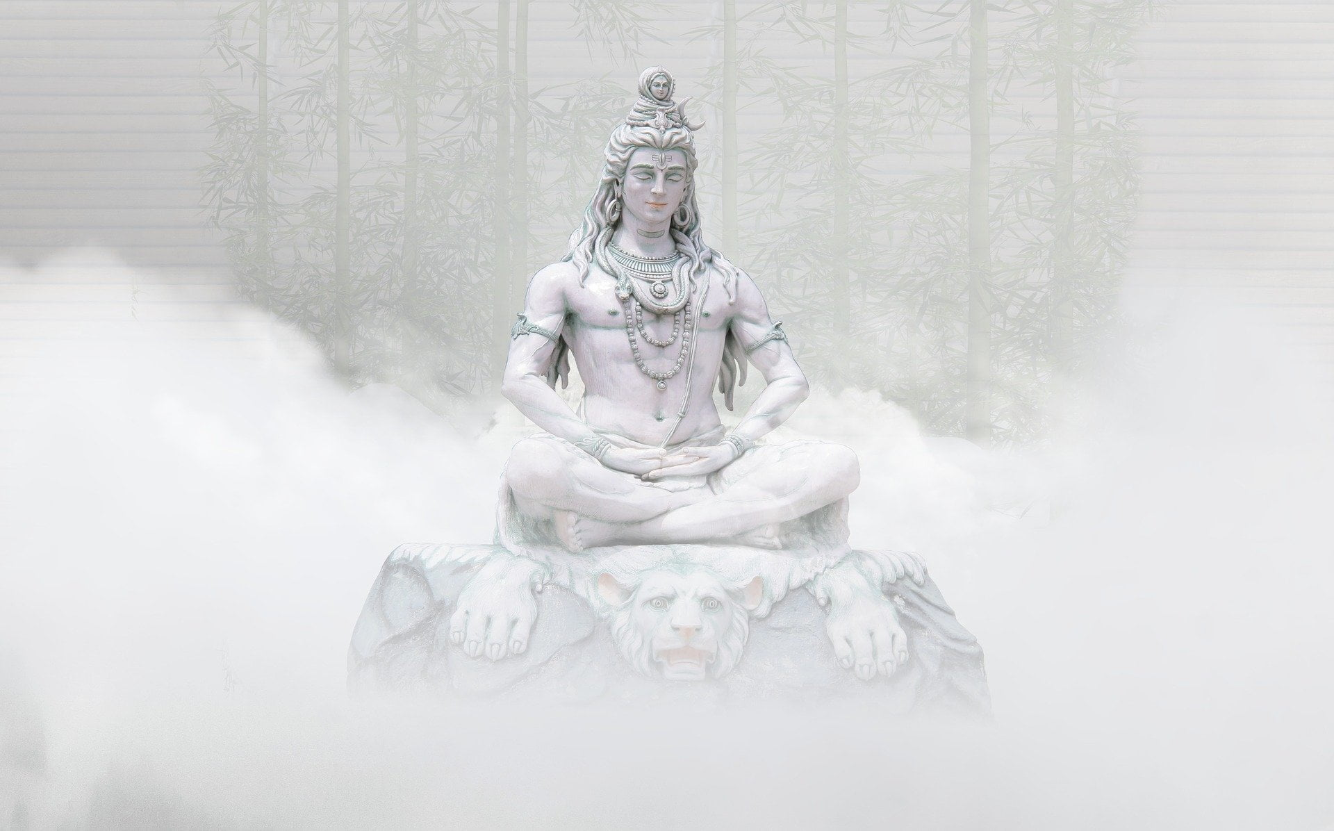 illustration shiva mahesvara